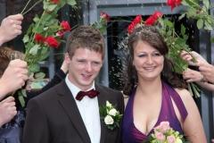 Hochzeit Dennis und Lisa 2011