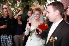 Hochzeit Florian und Sibylle 2011
