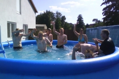 Pool-Session 2008